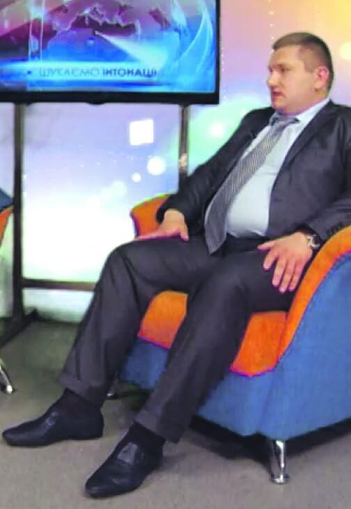 Богдан Юлик: скільки ж терпіти бідному кріслу?