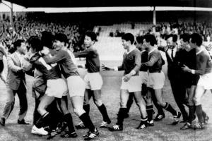 Збірна Північної Кореї 1966р.