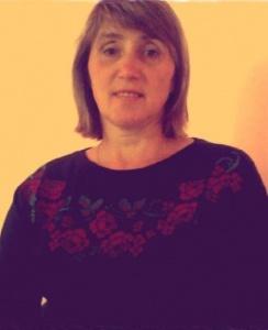 Ірина Мельник.