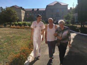 Ярослав Лялюсь знову ходить!