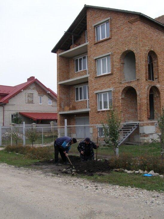 Сусіди вчергове перекривають воду прокурорам.